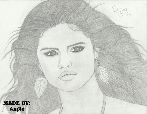 Selena Gomez by Anngie
